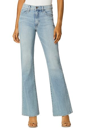Joes Jeans Women High Waisted - The Molly High Rise Flare Jeans in Runaway