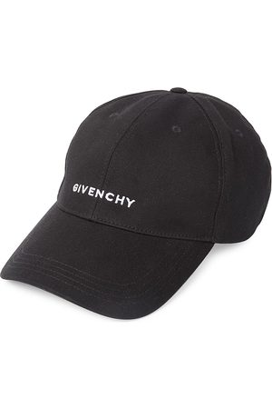 Givenchy Men's Embroidered Curved Cap