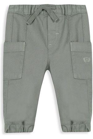 Tartine Et Chocolat Baby's & Little Boy's Cargo Pants - Grey - Size 6 Months