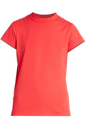 Givenchy Women's Fitted Short Sleeve T-Shirt - - Size XL