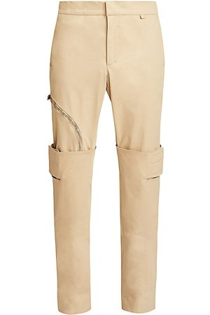 Givenchy Overlayer Cotton Stretch Trousers