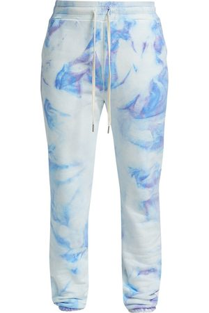 JOHN ELLIOTT Men's LA Tie-Dye Sweatpants - Carnival - Size Small