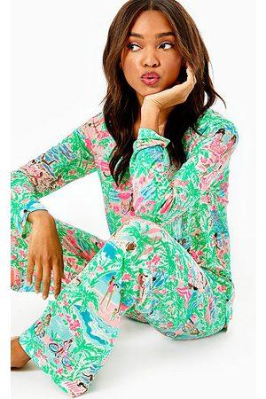 Lilly Pulitzer Women Pajamas - PJ Knit Long Sleeve Top