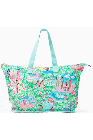 Lilly Pulitzer Women Tote Bags - Getaway Packable Tote