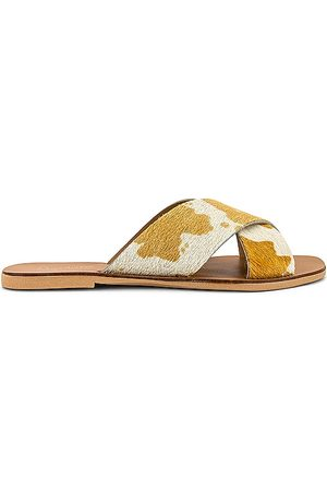 Seychelles Total Relaxation Sandal in Tan.