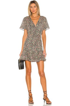 Steve Madden Counting Petals Dress in ,Green.
