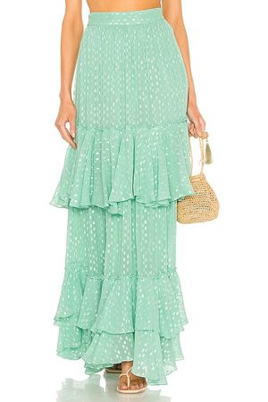 ROCOCO SAND Aria Skirt in Mint.