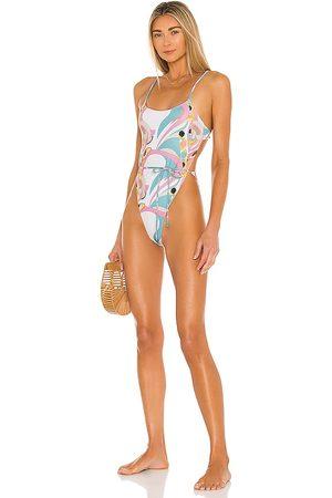 Monica Hansen Beachwear Vintage Chic One Piece in .