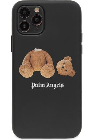 Palm Angels Men Phones Cases - Kill the Bear iPhone 11Pro Case