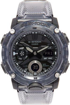 G-Shock Men Watches - Casio GA-2000 Transparent Watch