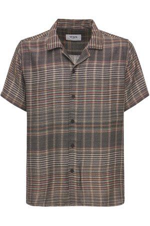 Wax London Didcot Viscose Shirt