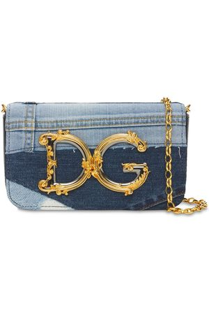 Dolce & Gabbana Mini Dg Girl Shoulder Bag