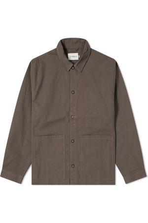 Satta Men Accessories - Canvas Sprout Jacket