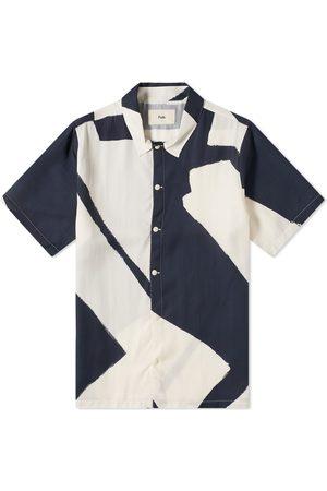 Folk Men Short sleeves - Short Sleeve All Over Print Shirt