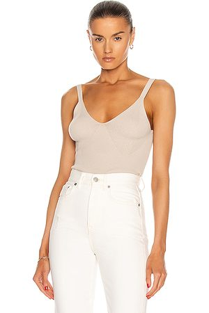 REMAIN Gunilla Top in Beige