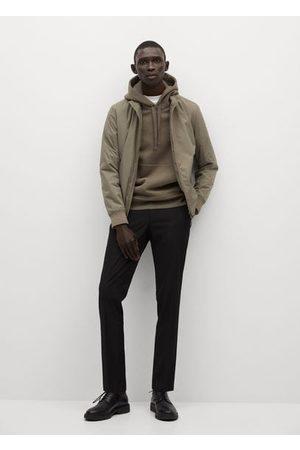 MANGO Technical fabric jacket