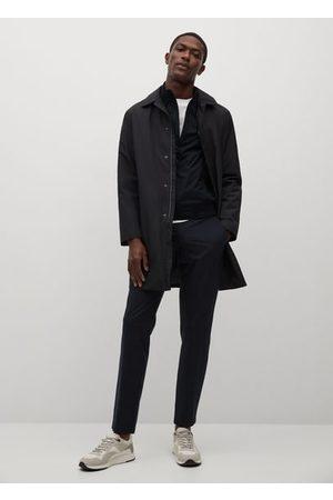 MANGO Men Jackets - Technical fabric jacket