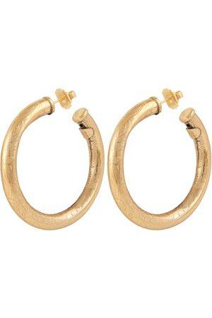 Gas Bijoux Women Earrings - Small Maoro hoops