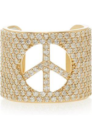 SHERYL LOWE Women's 14K And Diamond Ring - - Moda Operandi