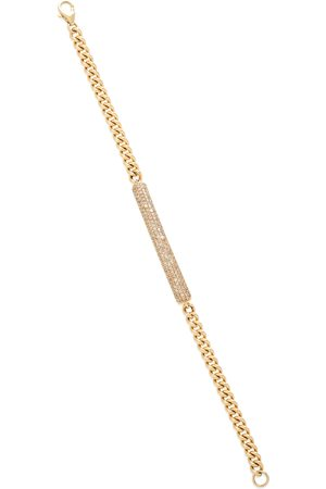 SHERYL LOWE Women Bracelets - Women's 14K And Diamond Bracelet - - Moda Operandi