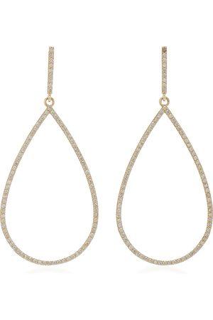 SHERYL LOWE Women Earrings - Women's 14K And Diamond Earrings - - Moda Operandi