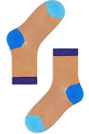 Happy Socks Hysteria Grace Ankle Socks