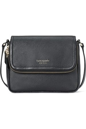 Kate Spade Run Around Large Pebbled Leather Crossbody