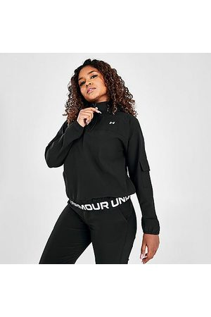 Under Armour Women's Woven Anorak Wind Jacket in / Size X-Small