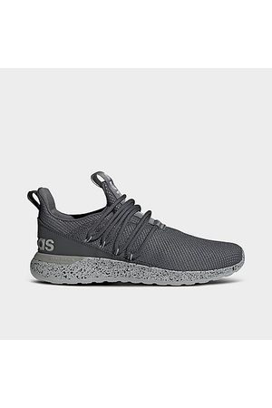 adidas Men Running - Men's Lite Racer Adapt 3 Running Shoes in Grey/Grey Six