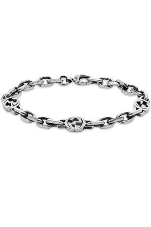 Gucci Men Bracelets - Interlocking G Bracelet M
