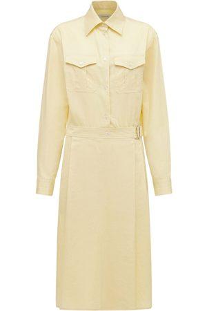 LEMAIRE Women Dresses - Cotton Twill Dress