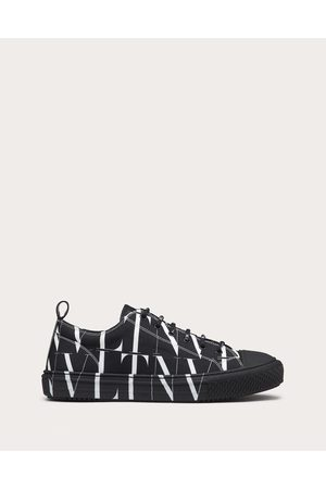 VALENTINO GARAVANI Vltn Times Giggies Low-top Fabric Sneaker Man / 100% Poliammide 39
