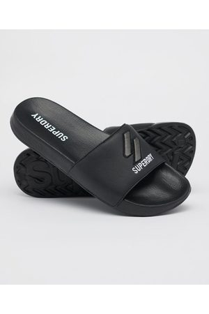 Superdry Patch Pool Sliders
