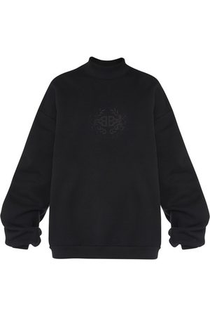 Balenciaga Women Sweatshirts - Oversize sweatshirt