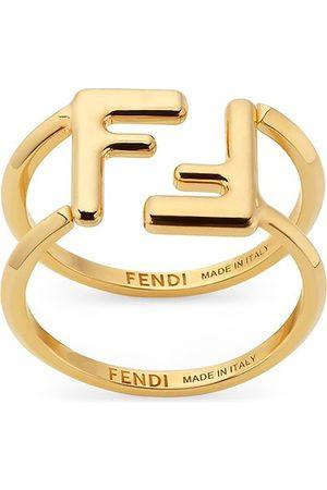 Fendi Women Rings - Ff Rings