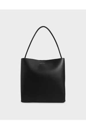 CHARLES & KEITH Women Wallets - Double Handle Tote Bag