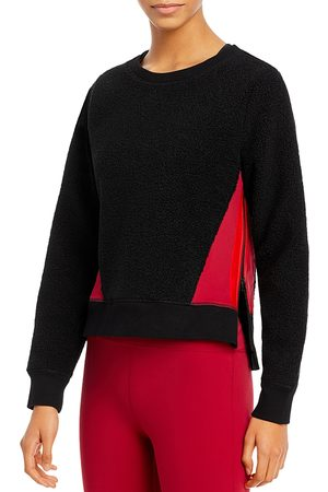 Urban Savage Sherpa Pullover Sweatshirt