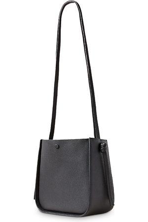 Loeffler Randall Mackenzie Medium Turned Out Leather Bag