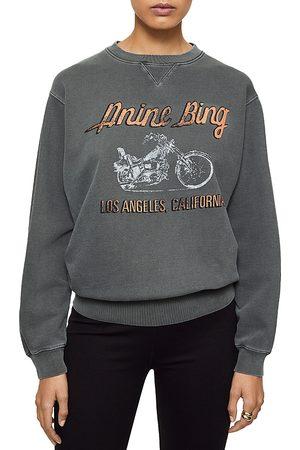 ANINE BING Women Sweatshirts - Ramona Graphic Sweatshirt