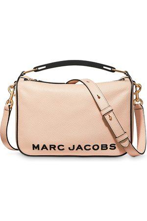Marc Jacobs Women Purses - The Soft Box 23 Leather Shoulder Bag