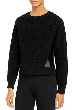 Urban Savage Women Sweatshirts - Sherpa Pullover Sweatshirt