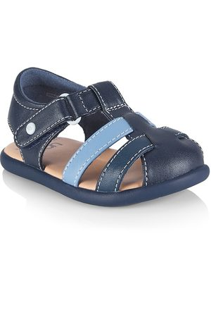 UGG Baby Girl's Kolding Mary Jane Sandals - Navy - Size 2