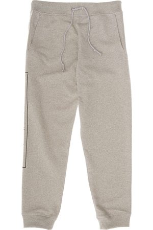 Helmut Lang Men's School Sweatpants - Vapor Heather - Size Medium