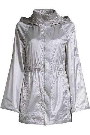 Anatomie Women's Merika Metallic Windbreaker - - Size XL