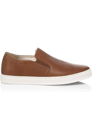 sorel Men's Caribou Mod Slip-On Leather Sneakers - Flora - Size 8.5
