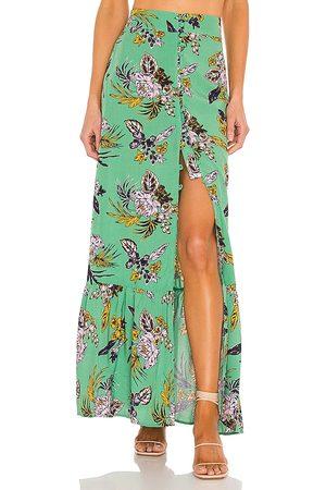 Maaji Women Maxi Skirts - Trop Tropic Andromeda Skirt in .