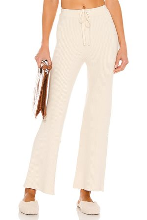 Lovers + Friends Inca Pant in Ivory.