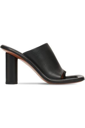 AMBUSH 90mm Leather Thong Sandals