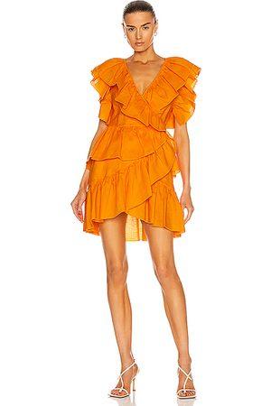 Dundas Dallas Dress in Orange