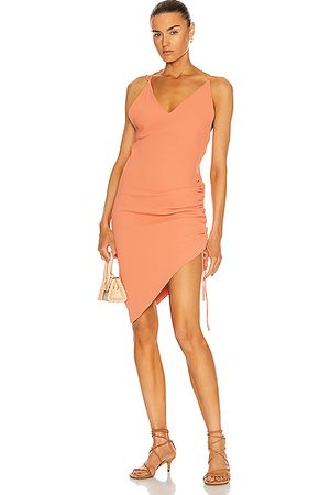 IRO Clody Dress in Peach